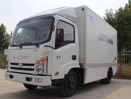 电动货车,现代化环保车型